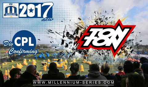 Team Toulouse TonTons confirm their spot in CPL Division for 2017!