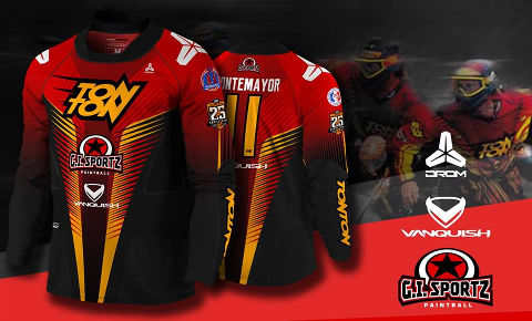 We represent you the jersey Tonton will wear in Puget!