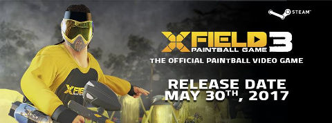 XField Paintball Computer Game