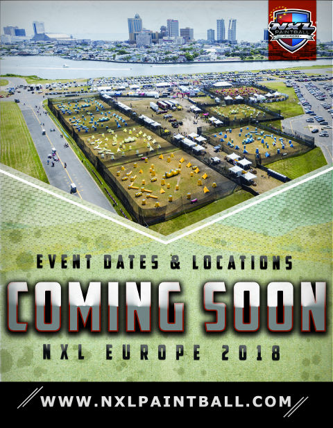 NXL Europe 2018 Dates coming soon