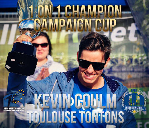 1-on-1 Champion Campaign Cup 2014