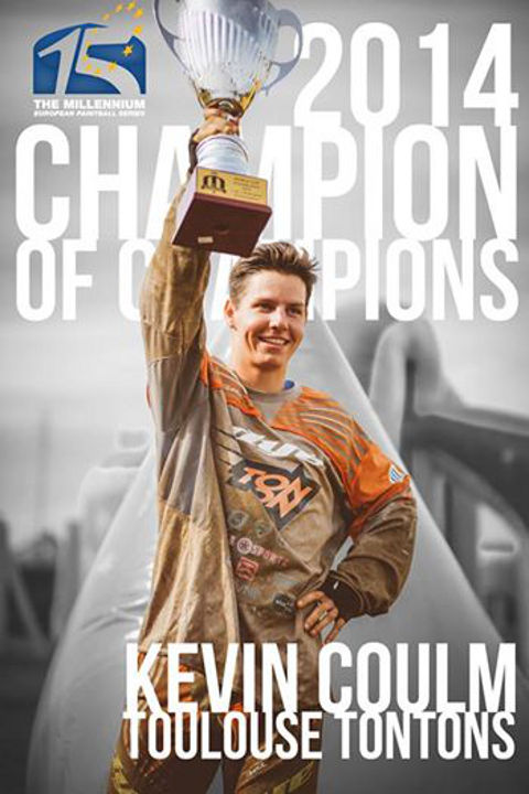 2014 Millennium Series 1 on 1 Champion of Champions