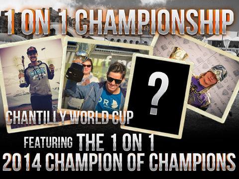1 on 1 Champion of the Champions 2014