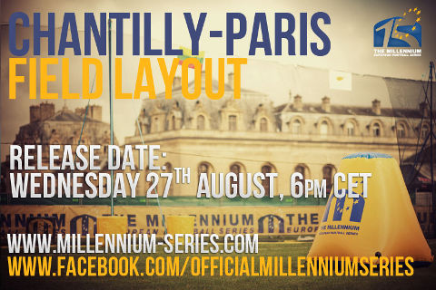Chantilly field layout to be released Wednesday, 27th of August, 6PM CET