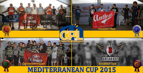 Champions Paintball League