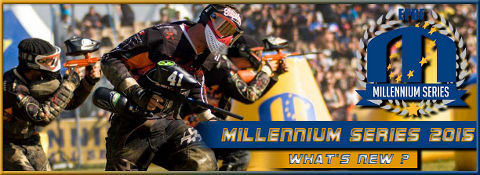 Millennium Series 2015 What's New