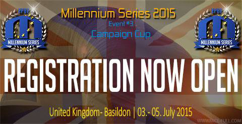 Registration is open for the 3rd event 2015