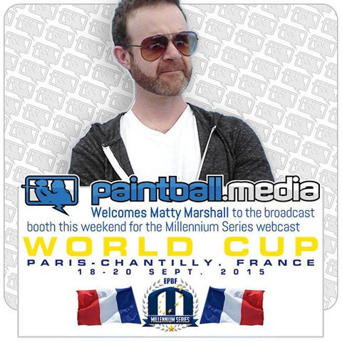 Matty Marshall on the Livestream Millennium Series Chantilly 2015