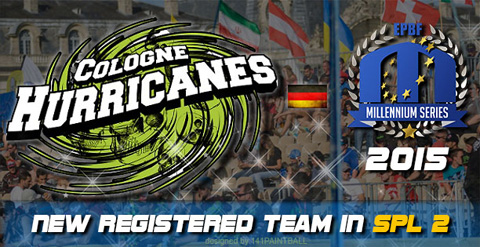 Cologne Hurricanes will play SPL2 in 2015