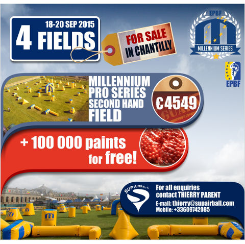 Millennium Series Field Sale Chantilly