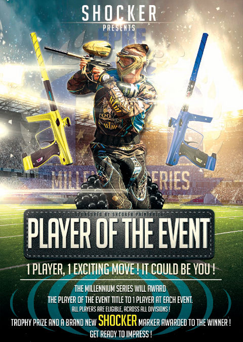 Player of the Event 2015