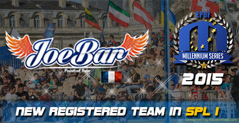 Team Joe Bar Pelissanne to play the Semiprofessional Paintball League 1 in 2015