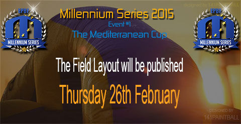Field Layout for Puget 2015 will be published Thursday, 26th of February