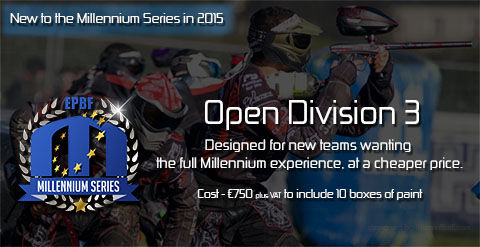 New for 2015: Open Division 3
