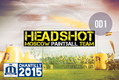 Headshot Moscow plays Open Division 1 in Chantilly