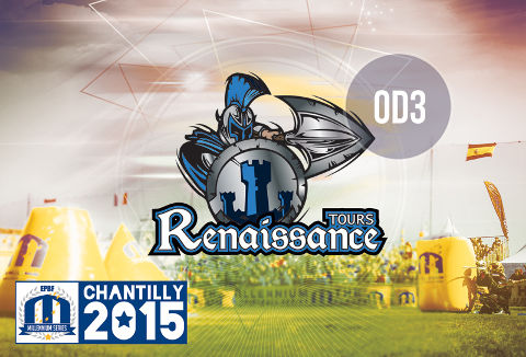 Renaissance playing Open Division 3 in Chantilly