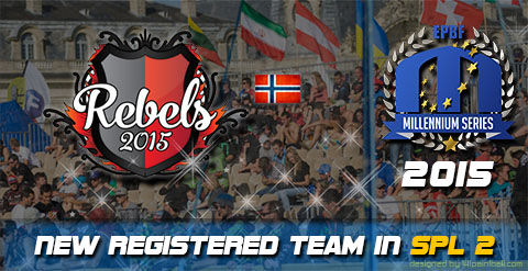 The Rebels Borgeskogen to play SPL2 in 2015
