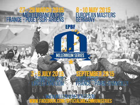 The Millennium Series 2015 Dates