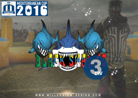 Welcome Black Sharks Torino in Division 3