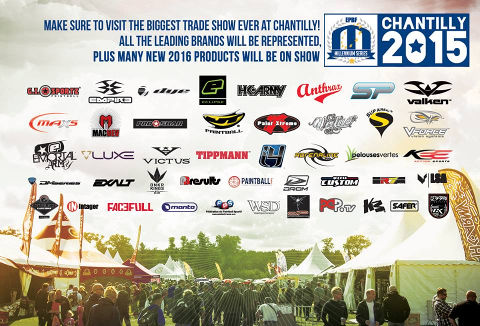 Make sure to visit the biggest tradeshow ever at Chantilly!