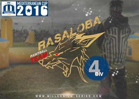 Playing their first Millennium @ the Med Cup - welcome Rasaloba Galicia to D4