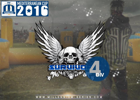 Survival Bergamo from Italy will compete in Spain at their first ever Millennium