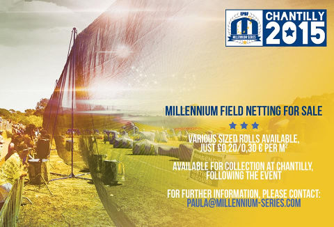 Millennium Series Field Netting System for sale in Chantilly