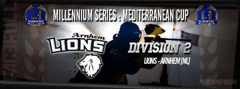 Welcome back Arnhem Lions from the Netherlands to D2!
