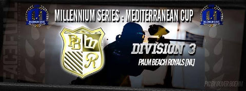 Another new teams joins the Millennium for the 2016 season! Palm Beach Royals, best of luck guys!