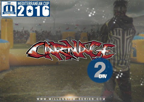 Paris Camp Carnage 2 to play Division 2 in 2016