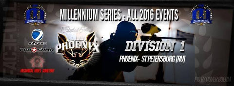 Phoenix St Petersburg join Division 1 for the 2016 season.