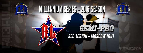 Red Legion Moscow to compete in Semi-Pro 2016