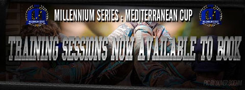 Training sessions available to book from Friday 4th March @ 3pm CET