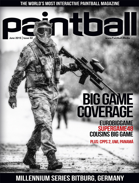 The June issue of Paintball Magazine is Live & Free!