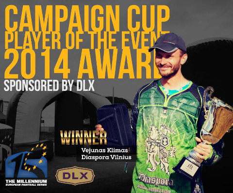Campaign Cup 2014 Player-of-the-Event